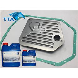 KIT MANT. 5HP24 BMW JUNTA+FILTRO+7 L LG5 - 5HP24-KIT-mantenimiento-BMW